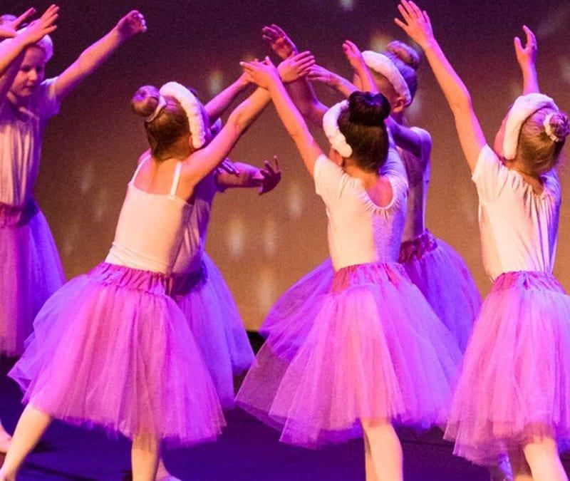 Tanssikoulu on hiihtolomalla viikolla 10