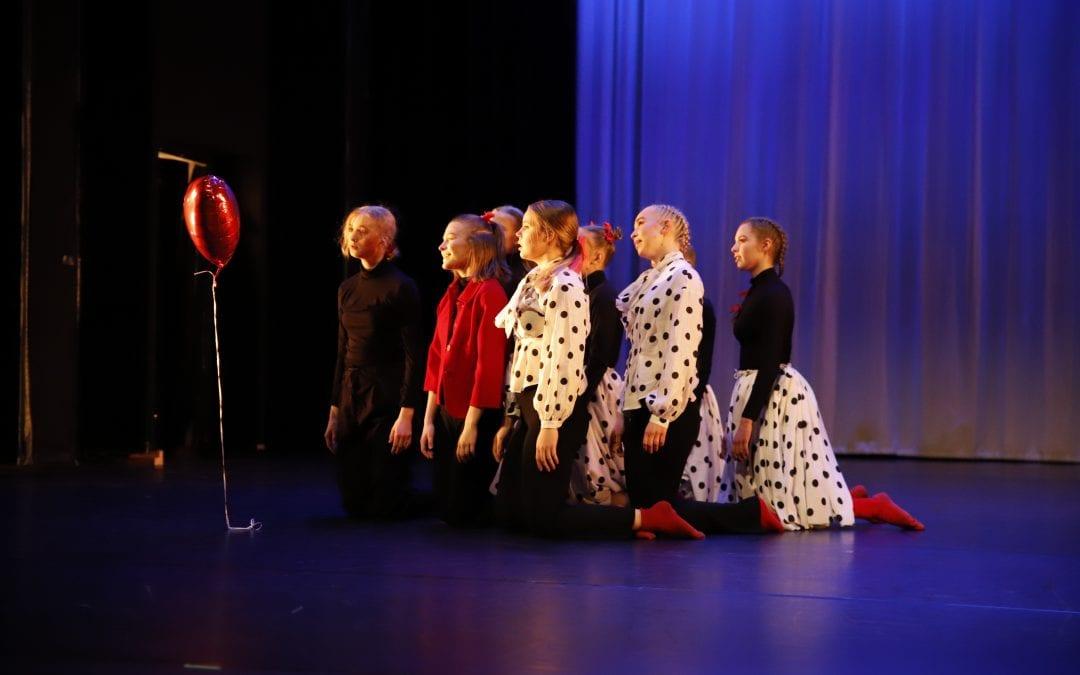 Taiteen perusopetuksen tanssitunnit ja koronatilanne