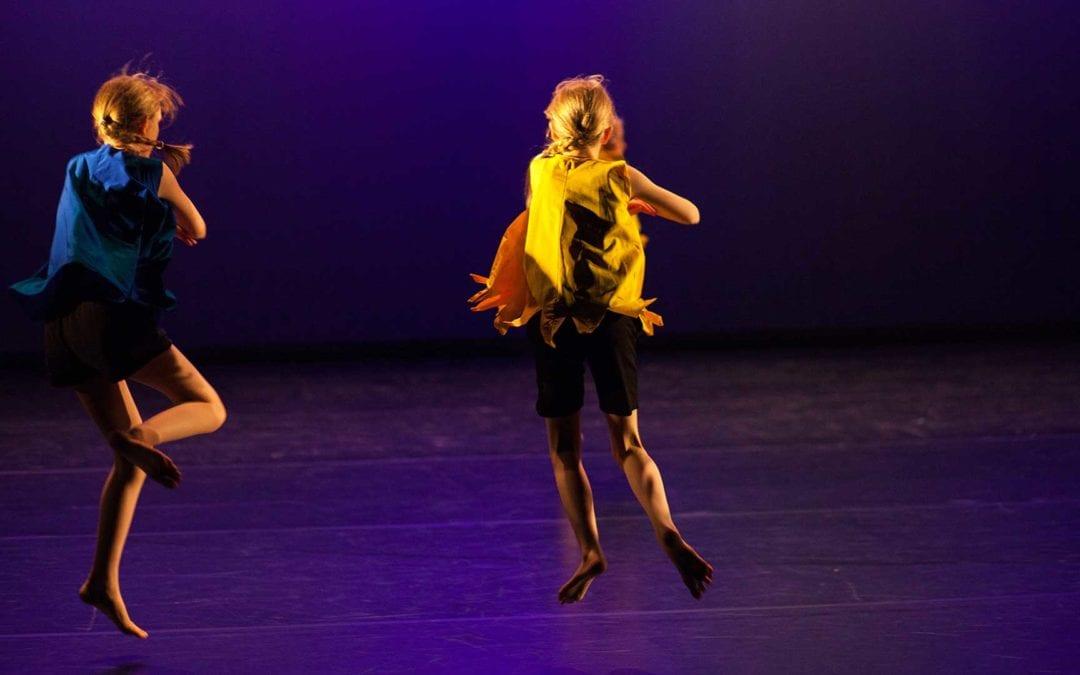 """""""Hyppää mukaan Tanssistudion tanssisyksyyn"""""""