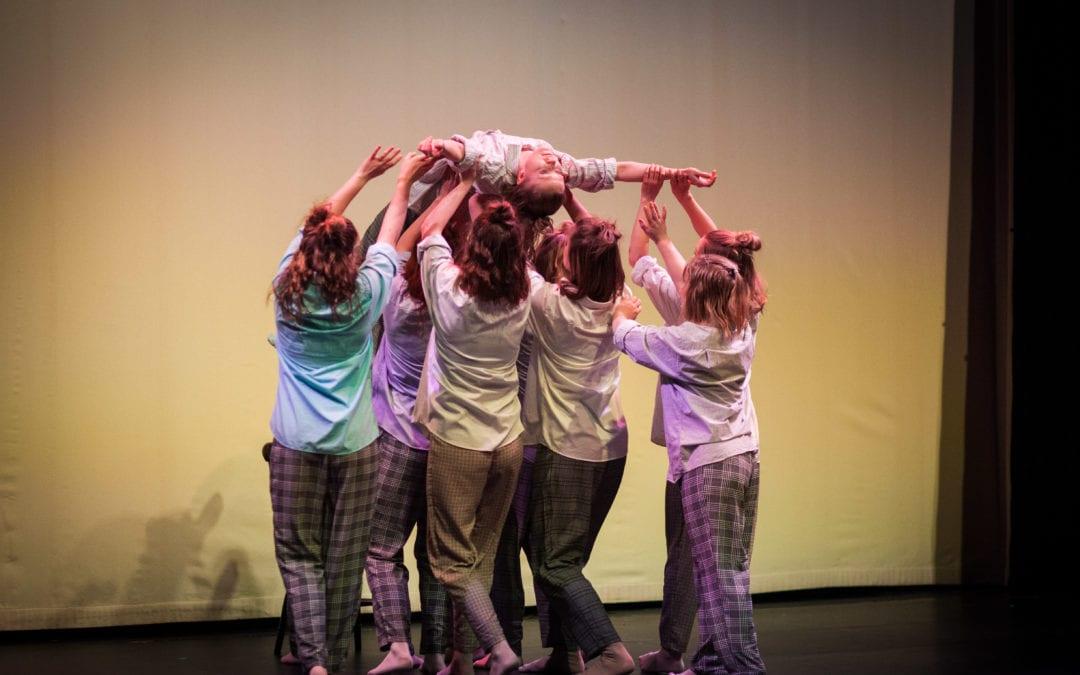 Tanssistudiolle menestystä Polkuja 2020-koreografiakilpailussa