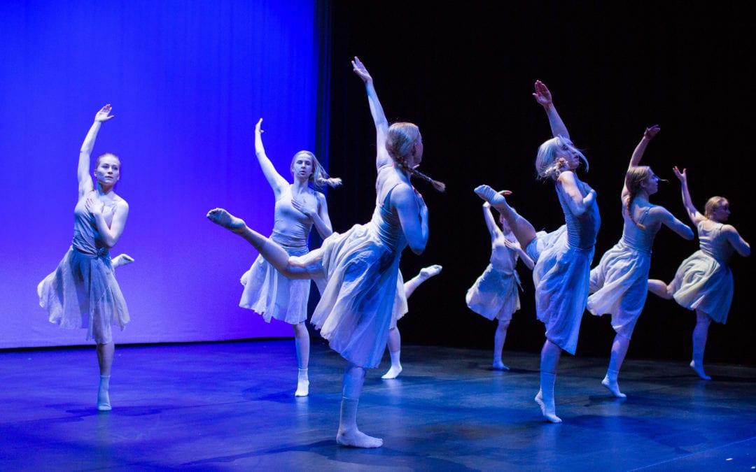 Tanssistudio siirtyi tanssin etäopetukseen