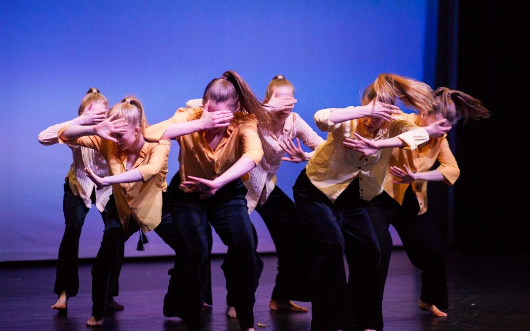 Tanssistudion live-stream tanssitunnit huhtikuussa
