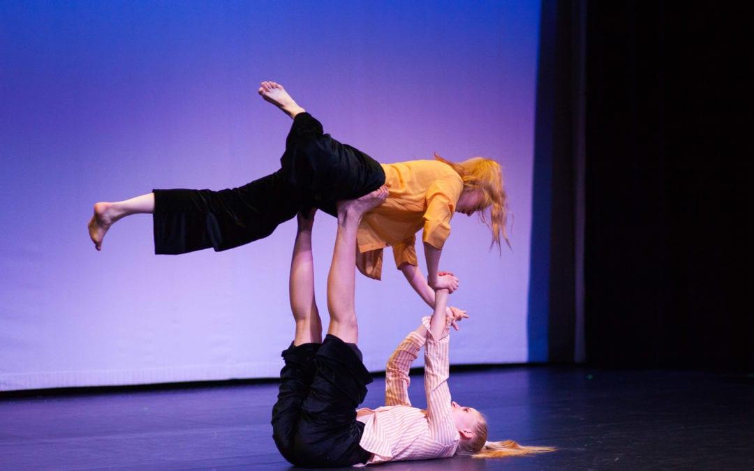 Haku Tanssistudion ek-luokille on käynnissä!
